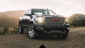 100 Gmc Trucks SUVs Crossovers Vans 2018 GMC Lineup