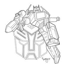 Free Printable Transformers Coloring Pages Kids Transformer Page Car Pictures To Color Online Angry Birds Colouring