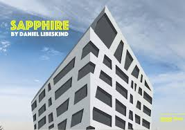 100 Architectural Masterpiece SAPPHIRE Berlin By Daniel Libeskind An Architectural