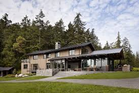 100 The Island Retreat Orcas By DeForest Architects Dwell