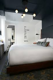 Headboard Lights For Reading by 25 Best Bedroom Lighting Ideas On Pinterest Bedside Lamp