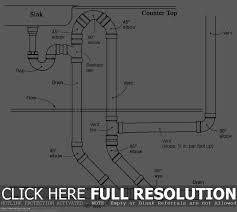Bathroom Sink Pipe Diagram by Bathroom Double Sink Plumbing Diagram Best Bathroom Decoration