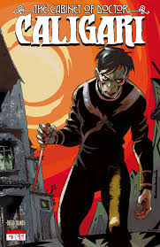 The Cabinet Of Doctor Caligari Online rich reviews the cabinet of doctor caligari 1 u2013 first comics news