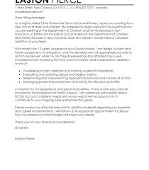 Case Manager Cover Letter Format Sample Executive