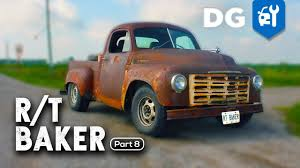 IT'S BACK! 360 Magnum Swapped Studebaker Pickup (Part 8) - YouTube Preowned 1959 Studebaker Truck Gorgeous Pickup Runs Great In San Junkyard Tasure 1949 2r Stakebed Autoweek 1947 Studebaker M5 12 Ton Pickup Truck Technical Help Studebakerpartscom Stock Bumper For 1946 M16 Truck And The Parts Edbees Classic Classy Hauler 1953 Custom Madd Doodlerthe Aficionadostudebakers Low Behold Trucks Directory Index Ads1952 Kb1 Old Intertional Parts