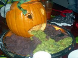 Vomiting Pumpkin Dip by Halloween Brunch Ideas Just Another Excuse To Celebrate Rosy Events