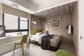 chambre style industrielle appartement au style industriel et vintage