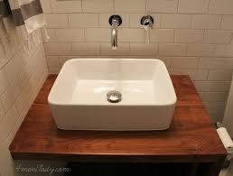 Delta Trinsic Bathroom Faucet by Basement Bathroom Reveal