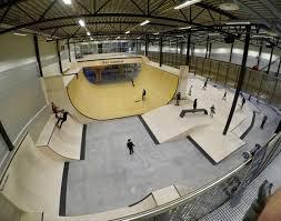 100 Wunderground Oslo Skatehall Voldslkka Skatepark MySkateSpotscom