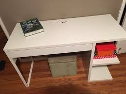 ikea micke desk with integrated storage furniture in daly city