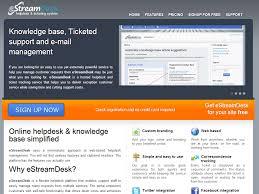Help Desk Software Features Comparison by Estreamdesk Helpdesk Pricing Features Reviews U0026 Comparison Of