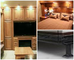 5th Wheels With 2 Bedrooms by This Luxury 5th Wheel Has 4 Slides And A Big Bedroom