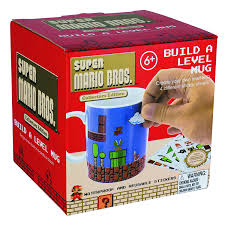 super mario bros build a level mug multi colour amazon co uk