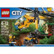LEGO City Jungle Cargo Helicopter 60158 673419264860 | EBay 2017 Tagged Cargo Brickset Lego Set Guide And Database 60183 Heavy Transport City Brickbuilder Australia Lego 60052 Train Cow Crane Truck Forklift Track Remote Search Farmers Delivery Truck Itructions 3221 How To Build A This Is From The Series Amazoncom Toys Games Chima Crocodile Legend Beast Play Set Walmartcom Jangbricks Reviews Mocs Garbage 4432 Terminal Toy Building 60022 Review Future City Cargo Lego Legocity Conceptcar Legoland