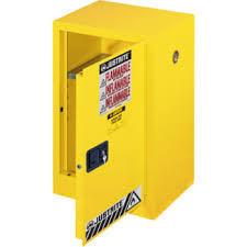Flammable Liquid Storage Cabinet Requirements by Justrite 12 Gallon Sure Grip Ex Flammable Liquid Storage Cabinet
