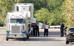 Trailer In Deadly Immigrant Case From Iowa   The Gazette As Flooding Subsides Houstons Trucking Lifeline Rumbles Back To Alamo Transportation Services Co Inc Uber Freight Brings Software The Game Wired Inrstate Transportation Black Heart Express Llc Sts Home Feds Shut Down Trucking Company Tied Sa Fatal Human Bill Hall Jr Back In Bankruptcy San Antonio Coastal Transport Co Inc General Dry And Dump Trucks Hernandez Sons Company Rolys Drayage Tx 78205 1512 I10 2