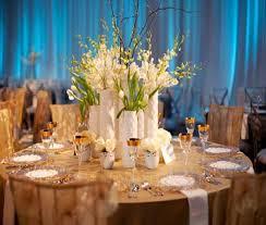 Elegant Spring Wedding Decorations