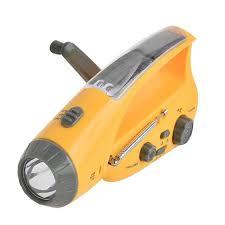 le de poche a manivelle solaire dynamo power manivelle led le de poche torche d urgence