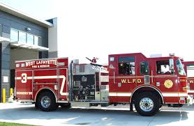 100 Pumper Trucks Apparatus West Lafayette Indiana