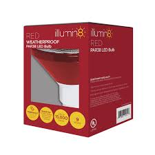 illuminat8 colored indoor outdoor led light bulbs