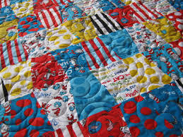 Dr Seuss Baby Bedding by Dr Seuss Baby Quiltthe Cat In The Hat Nursery Dr Seuss Baby