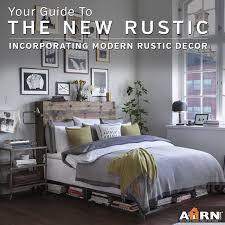 Your Guide To The New Modern Rustic At AHRN