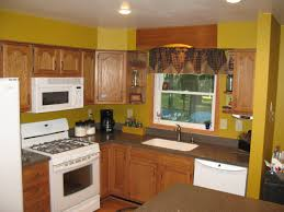 Primitive Kitchen Ideas Pinterest by Download Yellow Kitchen Walls Monstermathclub Com