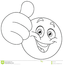 Smiley Face Coloring Page Emotion Faces Pages Quiet Printable Robot Drawing Happy Cute Full Size