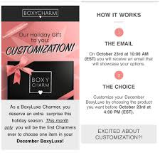 Boxycharm Gift Half Com Free Shipping Promo Code Carchex Direct Boxycharm Coupon Code 2017 Daily Greatness Boxycharm Home Facebook Boxycharm February 2018 Theme Reveal Subscription Boxes Lynfit Discount Fright Dome Circus Coupons Boxy Charm One Time Only Box Coming Soon Muaontcheap Holiday Gift Guide The Best Beauty Cheap Fniture Stores St Petersburg Fl Better Than Black Friday Deal Msa Review October Luxie 3pc Summer Daze Brush Set Review May