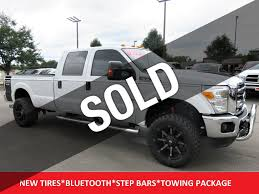 2013 Used Ford Super Duty F-350 SRW XLT Crew Cab 4X4 20