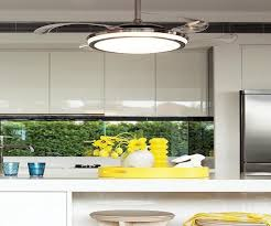 Kitchen Ceiling Fans For 10 Slick Ceiling Fan With Light Low