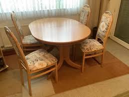 esszimmer essecke tisch ausziehbar 4 stühle günstig