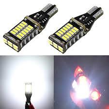 alla lighting 2pcs extremely bright 1000 lumens 921 912 t15