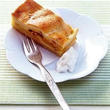 apfelkuchen vom blech rezept essen und trinken