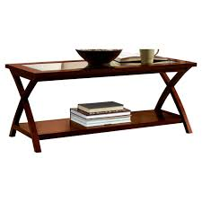 coffee table coffee tables walmart convenience concepts newport
