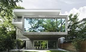 100 Concrete House Design Angela Tsementzis Canadian Wallpaper