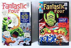 Stan Lee Jack Kirbys Fantastic Four Omnibus Vol 1 2 Nothing Comes Close To This