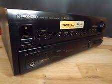 Pioneer Home Audio Amplifiers & Pre Amps