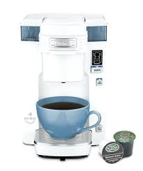 Cuisinart Blue Coffee Maker Compact Single Serve Brew Central 12 Cup