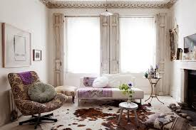 Living Room Shabby Chic Touch Of Decor