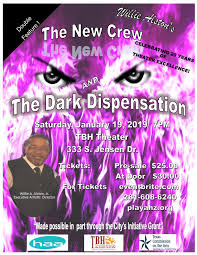 The New CrewThe Dark Dispensation Presented By The Positive Project