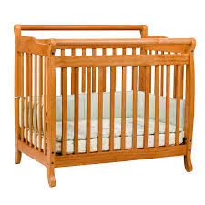 Toddler Bed Rails Target by Davinci Emily Mini 2 In 1 Convertible Crib In White M4798w Free