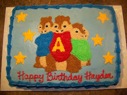 Alvin And The Chipmunks Cake Toppers by 99 Best Cakes Chipmunk Images On Pinterest Chipmunks Birthday