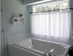 Small Bathroom Window Curtains by Curtains Gray Bathroom Window Curtains Designs Bathroom Treatment