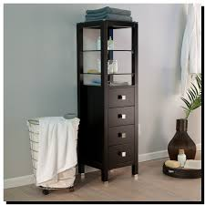 Bathroom Wall Cabinets With Towel Bar by Espresso Bathroom Wall Cabinet With Towel Bar Advice For Your