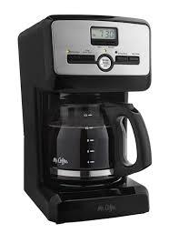 Mr CoffeeR 12 Cup Programmable Coffee Maker Black BVMC PJX23