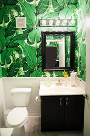 Cheap Half Bathroom Decorating Ideas by Top 25 Best Small Bathroom Wallpaper Ideas On Pinterest Half