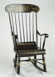 GRAIN PAINTED AND STENCILED BOSTON ROCKER. Cherry Wood Antique Rocker With Inlay Collectors Weekly Help Me Safely Disassemble A Rocking Chair Fniture Dit Early 19th Century Decorated Boston Rocker This Is Depop An Federal Style Faux Bamboo Antique Rocking Chair Stock Photos 19thc Original Black Painted And Stenciled Fruit Vintage Childs Bostonstyle The Great Toward The Truth About American Rockers Trader Antiques Atlas