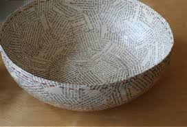 You Can Also Make A Basket Or Giant Bowls For Holding Dry Things With These Daily Newspapers As We Said Before Just Roll Them Tightly And Bend Per