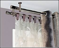 Rod Desyne Twist Double Curtain Rod by Best 25 Eclectic Curtain Rods Ideas On Pinterest Black Double Rod